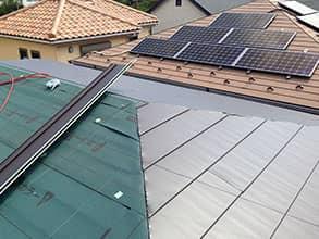 カバー工法|山口板金の屋根工事施工メニュー