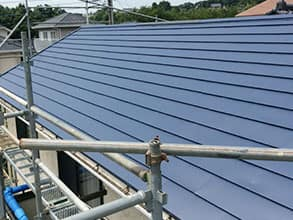 屋根葺き替え|山口板金の屋根工事施工メニュー