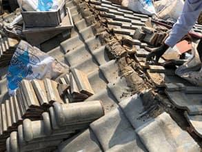 屋根葺き直し|山口板金の屋根工事施工メニュー