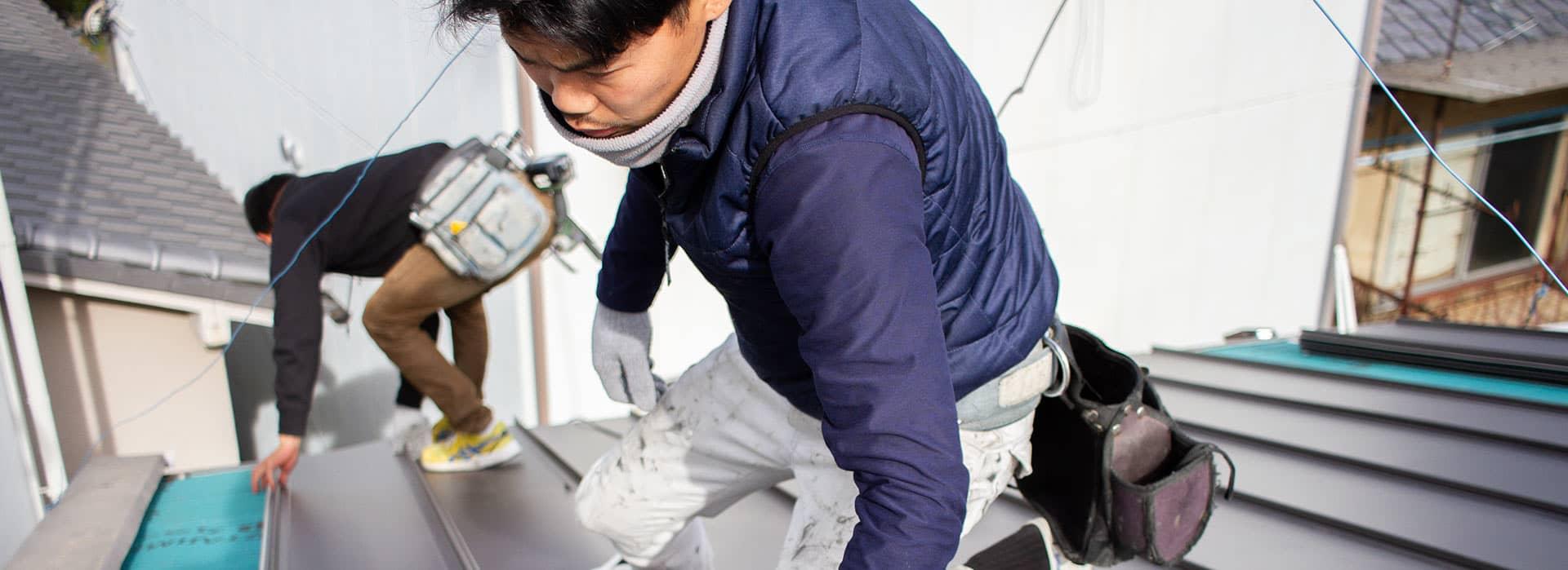 京都の屋根修理・雨漏り修理業者、山口板金からお客様へお伝えしたいこと
