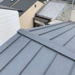 左京区にて新築屋根工事