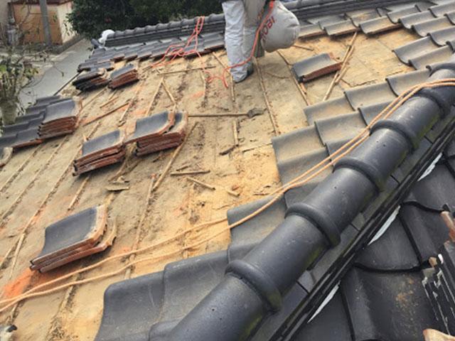 屋根葺き直しとは?