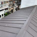 京都市左京区にて 屋根修理